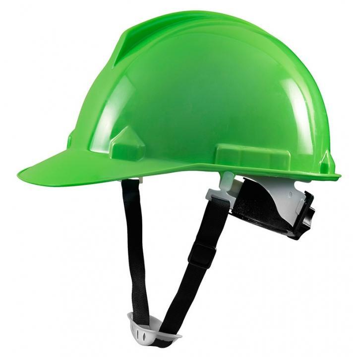 Nón bảo hộ lao động (có nút vặn) Thuỳ Dương N40 xanh lá