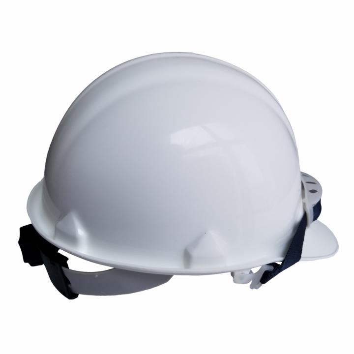 Nón bảo hộ lao động (có nút vặn) Thuỳ Dương N30 trắng