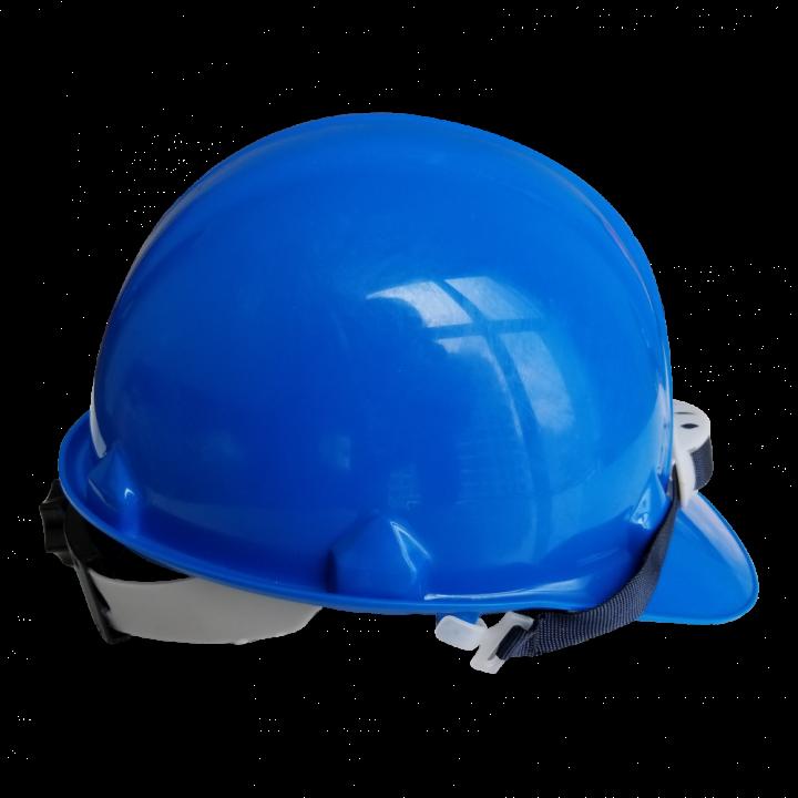 Nón bảo hộ lao động (có nút vặn) Thuỳ Dương N30 xanh