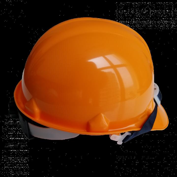 Nón bảo hộ lao động (có nút vặn) Thuỳ Dương N30 cam
