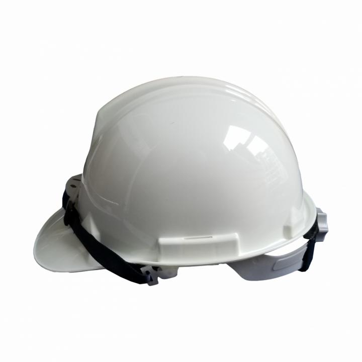 Nón bảo hộ lao động (có nút vặn) Thuỳ Dương N20 trắng