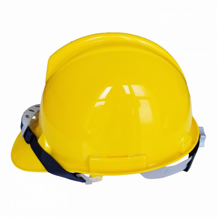 Nón bảo hộ lao động (có nút vặn) Thuỳ Dương N20 vàng