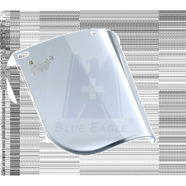Kính che mặt màu trắng Blue Eagle FC25