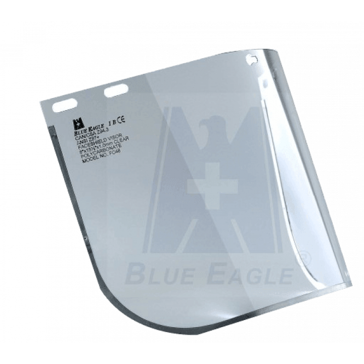 Kính che mặt màu trắng Blue Eagle FC45