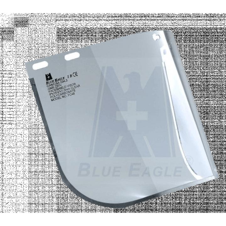 Kính che mặt màu trắng Blue Eagle FC48