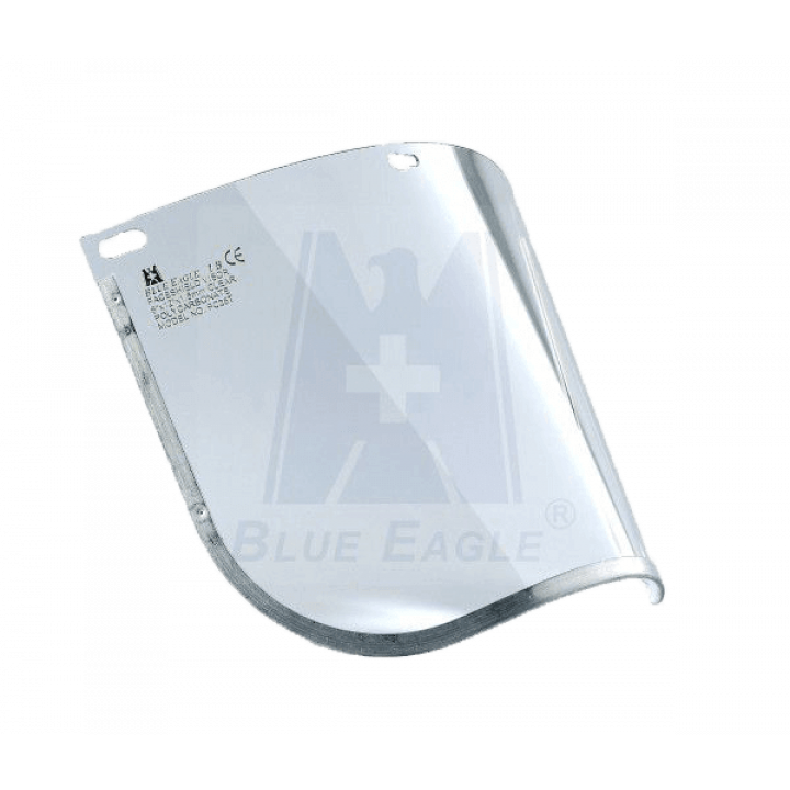 Kính che mặt màu trắng Blue Eagle FC28T