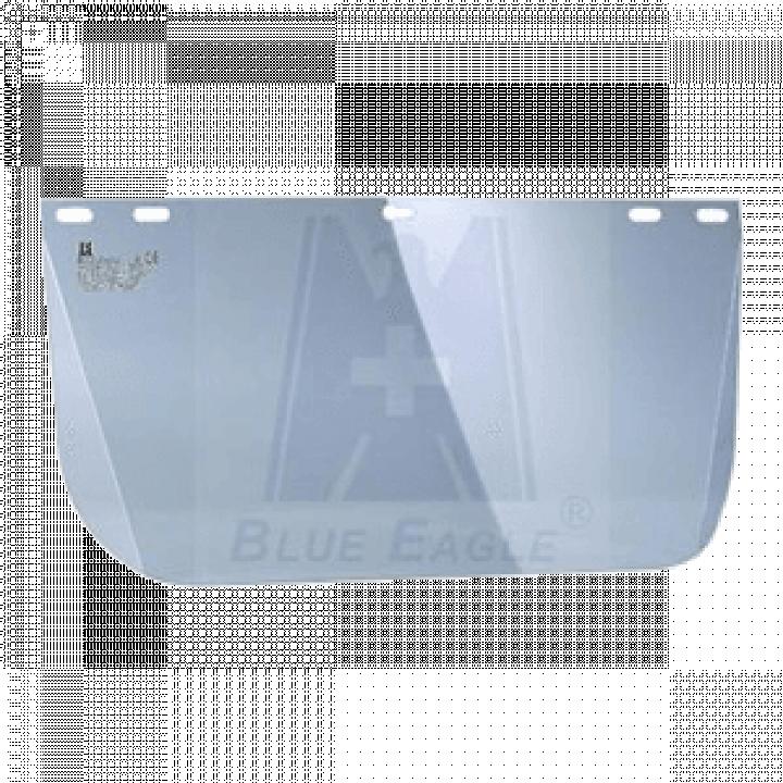 Kính che mặt màu trắng Blue Eagle FC45N