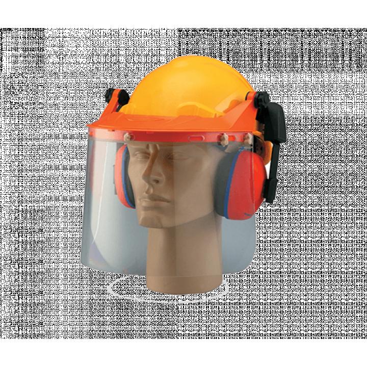 Bộ bảo vệ mặt kèm chụp tai Proguard BGVH/SI-2/PC06SE