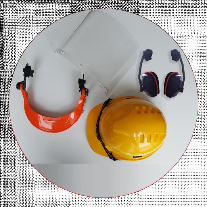 Bộ mũ bảo hiểm Proguard BGVH/SI-2/PC06SE