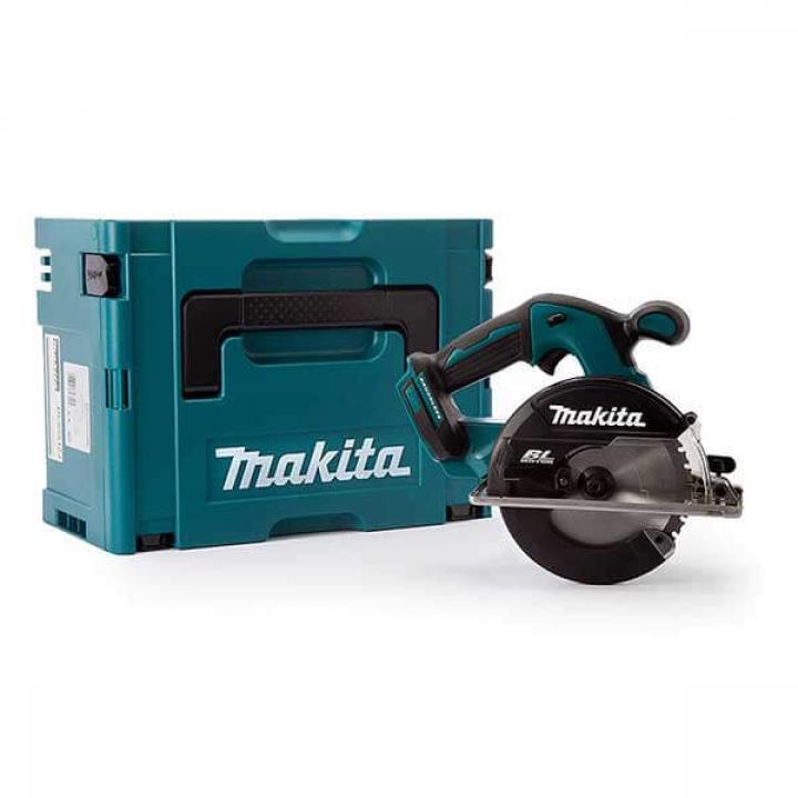 Máy cắt kim loại chạy pin Makita DCS551RMJ