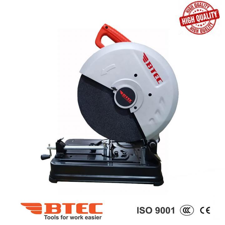Máy cắt sắt Btec BT357