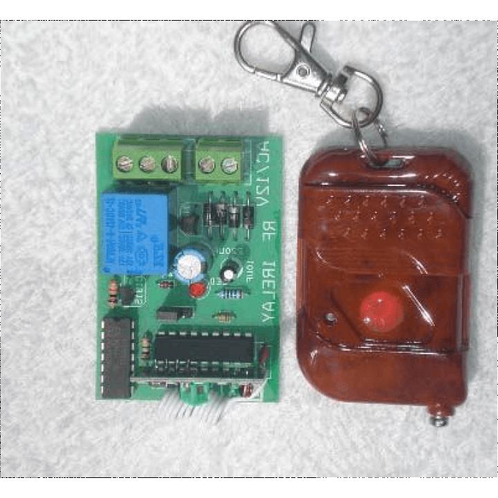 Bo và remote điểu khiển tủ NetworX