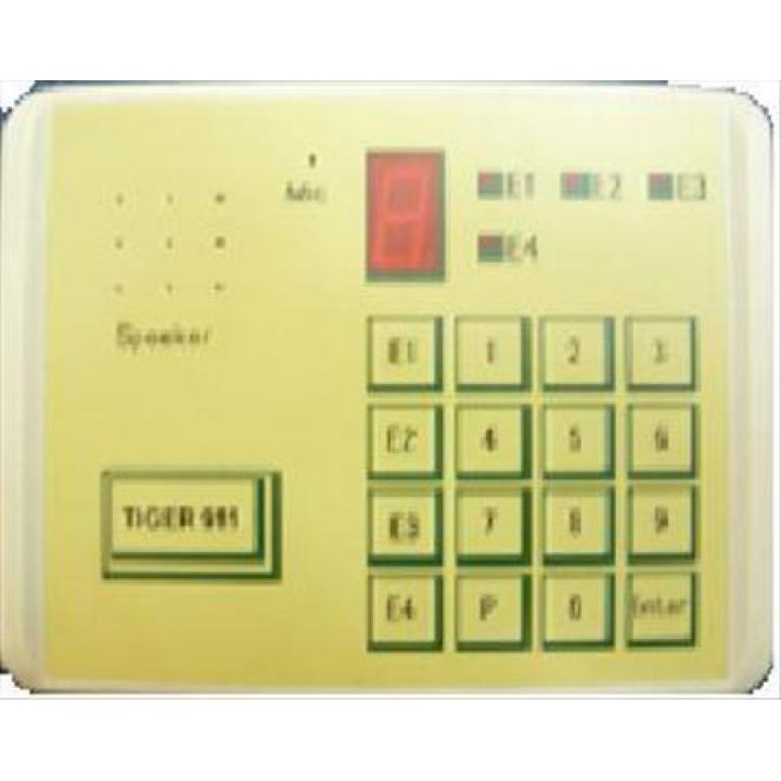 Bộ quay số bằng line điện thoại 4 số điện thoại Questek TIGER 911