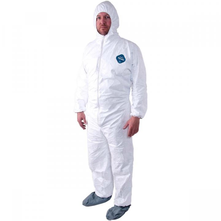 Quần áo Dupont TYVEK