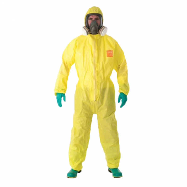 Quần áo bảo hộ Microchem 3000 size S