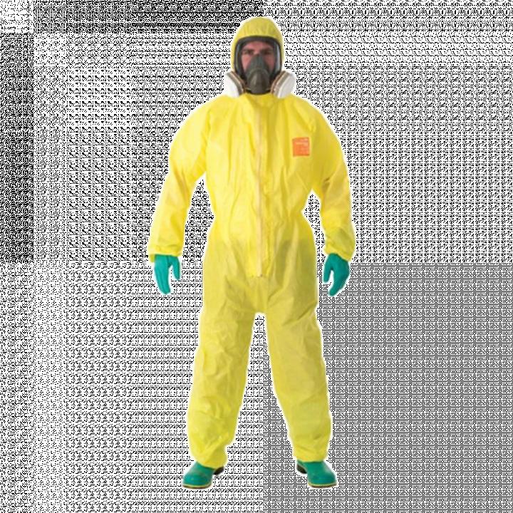 Quần áo bảo hộ Microchem 3000 size L