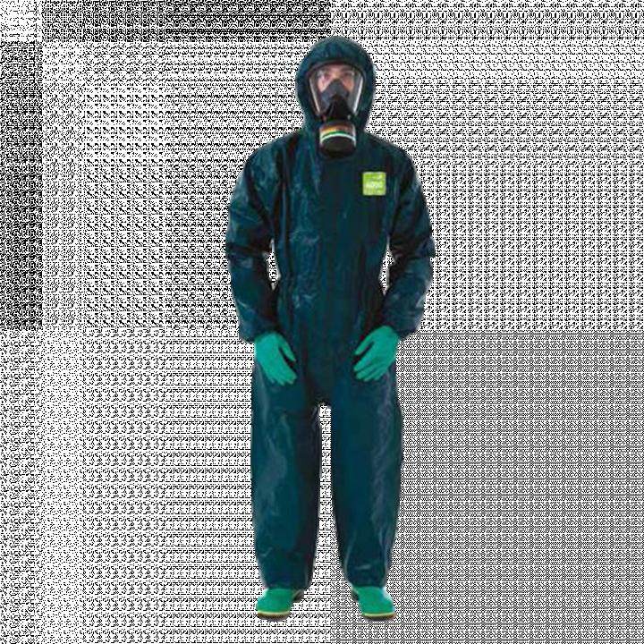 Quần áo bảo hộ Microchem 4000 size S