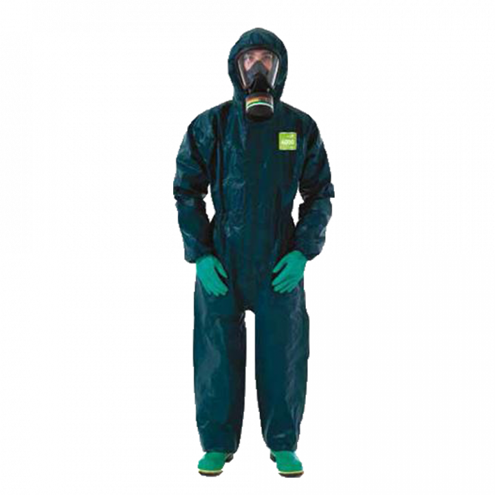 Quần áo bảo hộ Microchem 4000 size XL