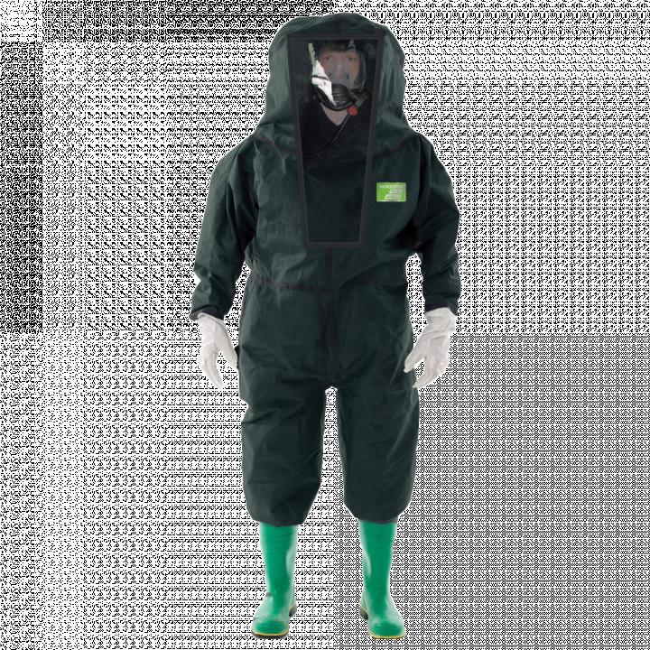 Quần áo bảo hộ Microchem 4000 Apollo size S