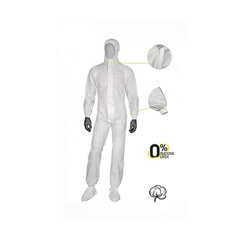 Quần áo chống hóa chất Deltaplus DT117