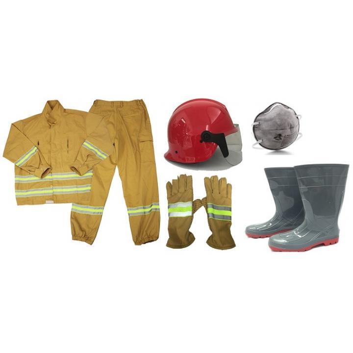 Bộ quần áo bảo hộ phòng cháy chữa cháy