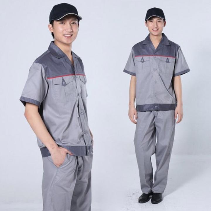 Quần áo vải kaki 65/35