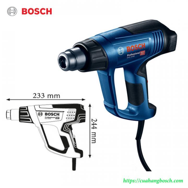 Máy khò nhiệt Bosch GHG 18-60