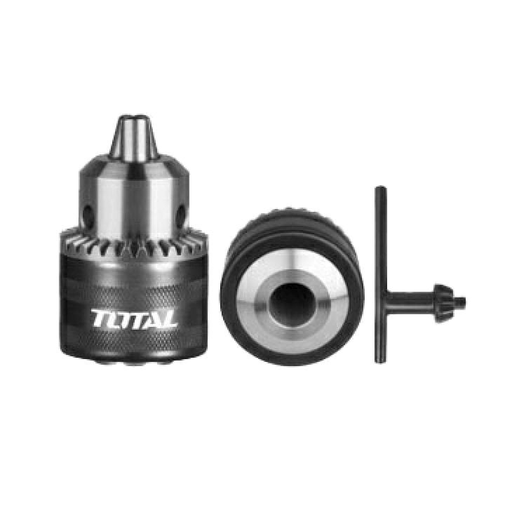 Đầu khoan không răng Total TAC451302W 1.5-13 mm