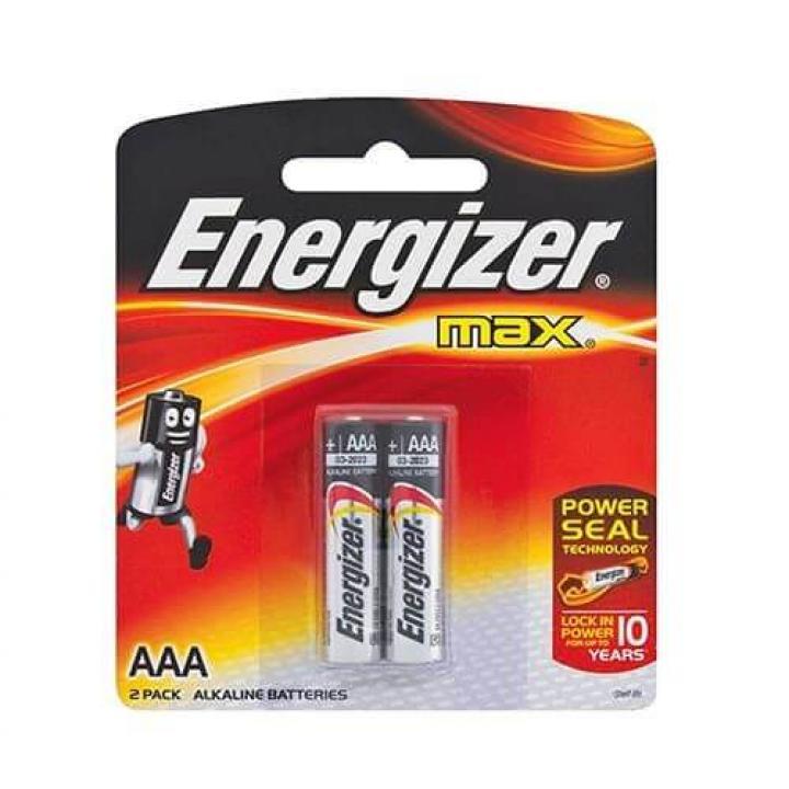 Pin Energizer AAA alkaline 20 vỉ