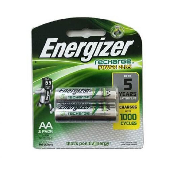 Pin Energizer sạc AA 2000mAh 6 vỉ
