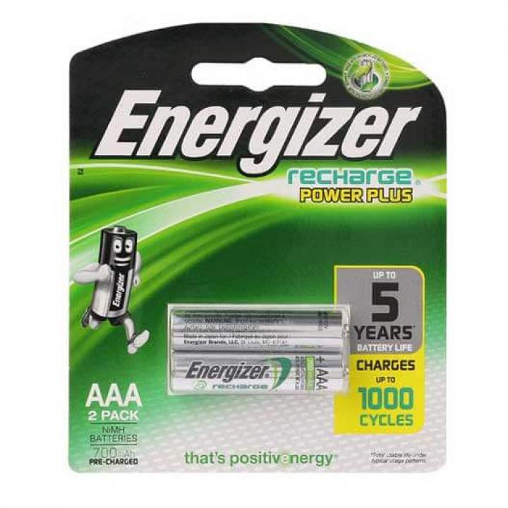Pin Energizer sạc AAA 700mAh 6 vỉ
