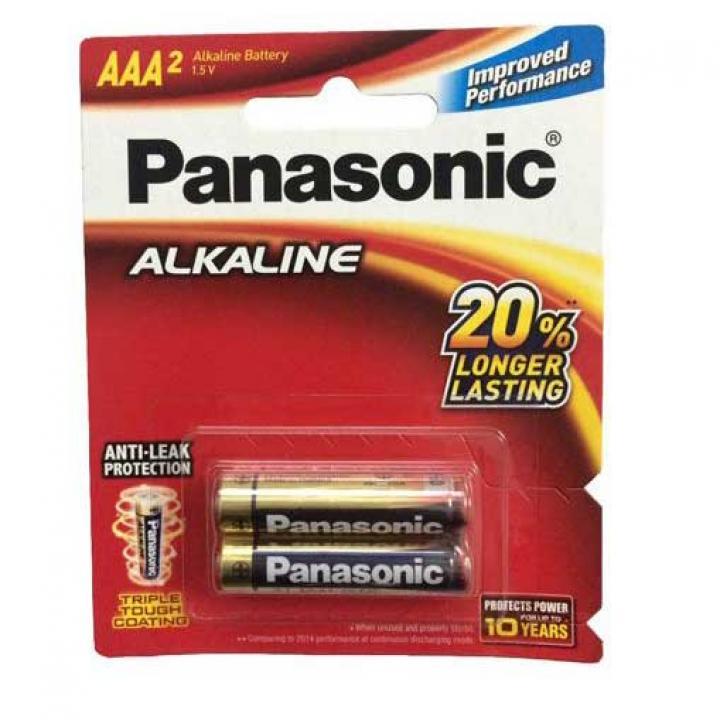 Pin Panasonic Alkaline AAA 12 vỉ