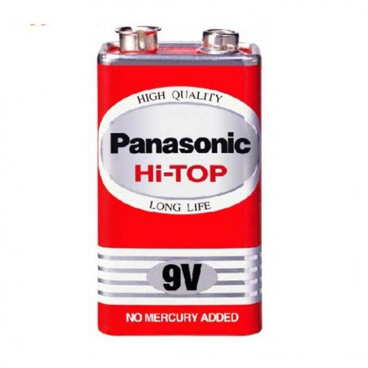 Pin Panasonic Cacbon 9V 12 vỉ