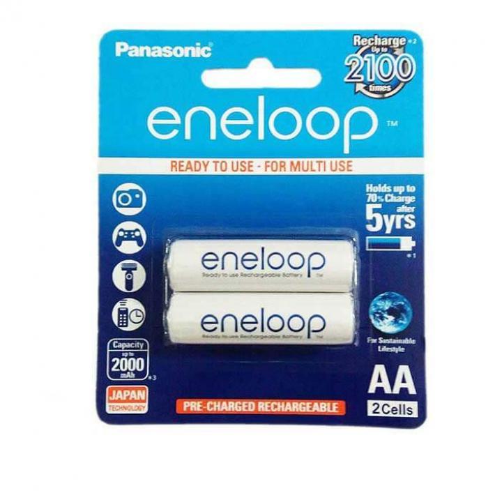 Pin Eneloop sạc AA 2000mAh