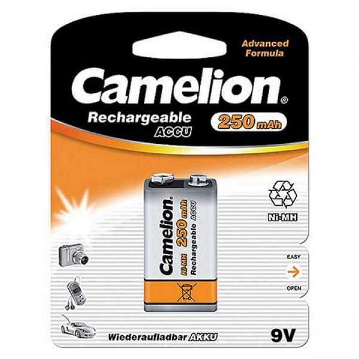 Pin Camelion sạc 9V 12 vỉ
