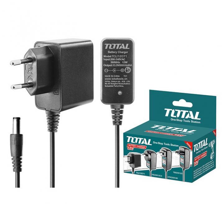 Sạc pin Lithium 12V (S12) Total TCLI12071