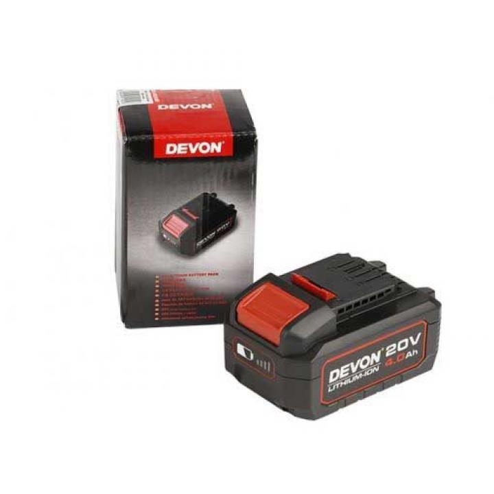 Pin Li-ion Devon 5150-Li-20-40