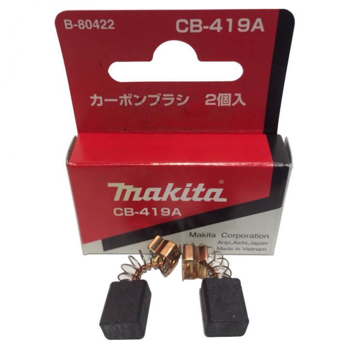 Chổi than makita CB419A B-80422