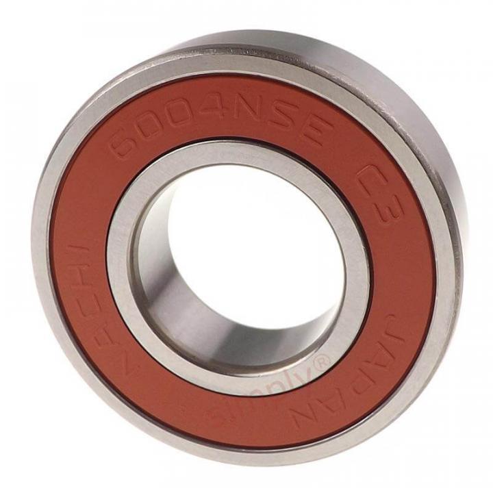 Vòng bi tròn có rãnh sâu nắp nhựa Nachi 6004-2NSE9CM