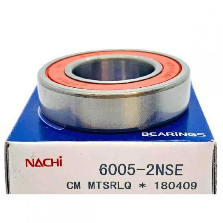 Vòng bi tròn có rãnh sâu nắp nhựa Nachi 6005-2NSE9CM