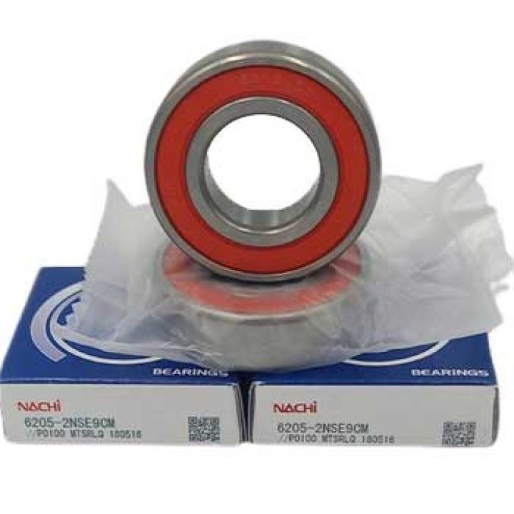 Vòng bi tròn có rãnh sâu nắp nhựa Nachi 6204-2NSE9CM