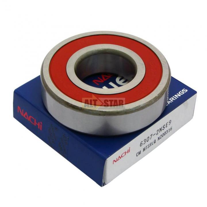 Vòng bi tròn có rãnh sâu nắp nhựa Nachi 6307-2NSE9CM
