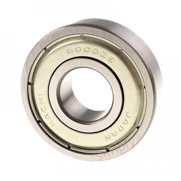 Vòng bi tròn có rãnh sâu nắp sắt Nachi 6000ZZECM
