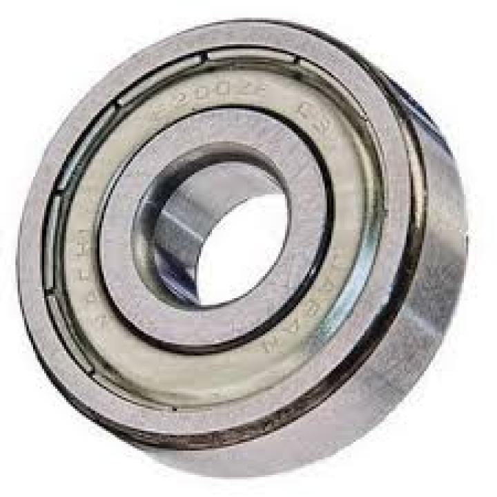 Vòng bi tròn có rãnh sâu nắp sắt Nachi 6201ZZECM