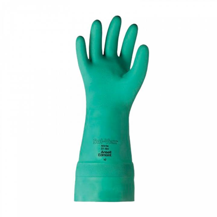 Găng tay chống hóa chất Ansell Solvex 37-165