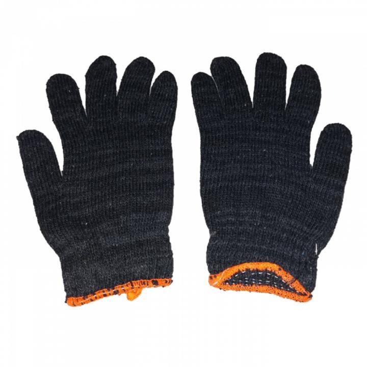 Bao tay len màu xám đen 70g/đôi