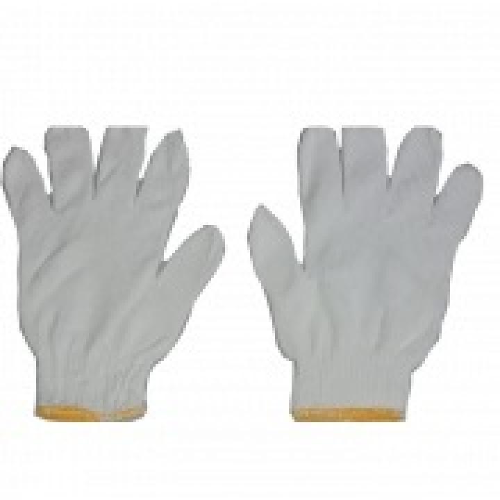Bao tay len poly trắng 70g/đôi