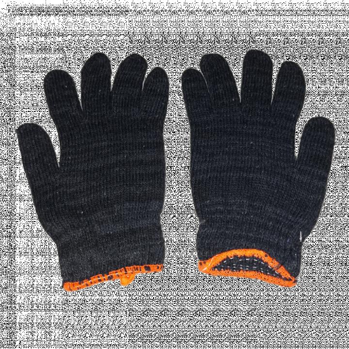 Bao tay len màu xám đen 40g/đôi