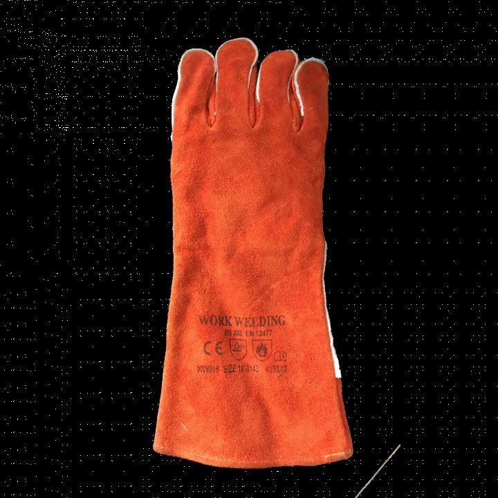 Găng tay da hàn Work Welding WW016