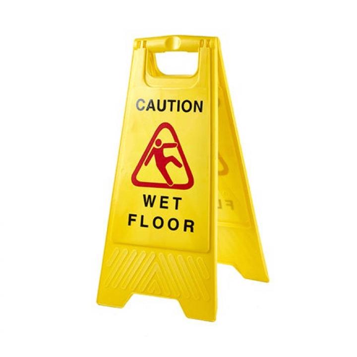 Biển báo sàn ướt HICLEANModel: HC 042